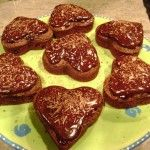 chocolate applesauce cake