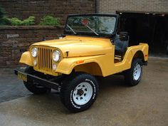 Our Jeep before the My father and the old Willy's pickup My father and me back when things were simple . Cj Jeep, Jeep Willys, Jeep Truck, Vintage Jeep, Vintage Cars, Yellow Jeep Wrangler, Cool Jeeps, Jeep Accessories, Jeep Life