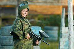 Paintballing Day for up to 10 & Balls
