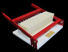 """Soap Cutter - Perfectly Cuts 11 x 1"""" inch bars -  Supplies"""