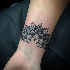 mandala tattoo wrist - Google Search