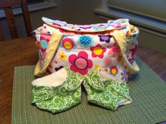 Baby Doll Love with DIY Diapers & Diaper Bag!   Our Little Gems