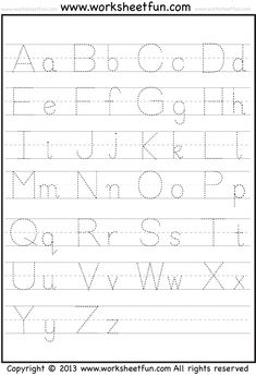 Give your child a boost using our free, printable Preschool writing worksheets. These preschool writing worksheets and coloring pages help prepare your kid for kindergarten. Take a look at our preschool writing printables. Free Printable Alphabet Worksheets, Alphabet Writing Worksheets, Abc Worksheets, Free Kindergarten Worksheets, Preschool Writing, Preschool Alphabet, Preschool Printables, Preschool Kindergarten, Printable Tracing Letters