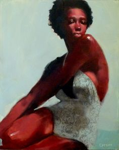 Painting © by Michael Carson