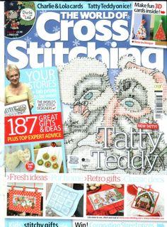 Gallery.ru / Фото #1 - The world of cross stitching 171 - WhiteAngel