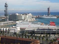 Guide To Barcelona Cruise Port, Spain