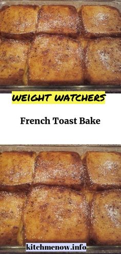 This is an easy weekend breakfast you can make for the family! Everyone loves French Toast and maple syrup! Ingredients For the French Toast: 1 loaf (about 1 pound) bread, crust removed if hard 4 tablespoons sugar teaspoon ground Skinny Recipes, Ww Recipes, Quick Recipes, Light Recipes, Cooking Recipes, Healthy Recipes, Online Recipes, Recipies, Dinner Recipes