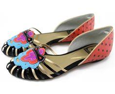 PUMPKIN - Louloux - Sapatos Colecionáveis