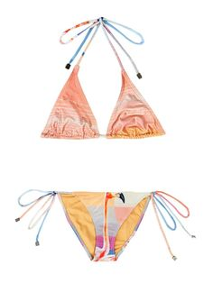The Bahamas flamingo-print bikini | We Are Handsome | MATCHESFASHION.COM US