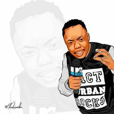 Dj Tira art by #thabisodbn #coolestinthecity #Graphicdesign #GraphicArt #illustrator #illustration #photoshop #artwork #artist #sa #housemusic #gqomtrap #trap #trapmusic #kwaito #hiphop #h #durban #fash #cool #colorful #colours #type #typography #saartist #red #yellow #fashionupdates