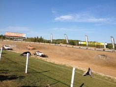 Crandon, WI Torc Racing 2012. TORC is the premier off-road short course truck racing series in North America. AMSOIL CUP. Every Labor Day Weekend at Crandon International Raceway in Crandon, Wis  Share this photo. #TORC #Truck racing
