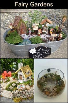 These Fairy Garden Ideas Are Just Too Beautiful to Ignore!