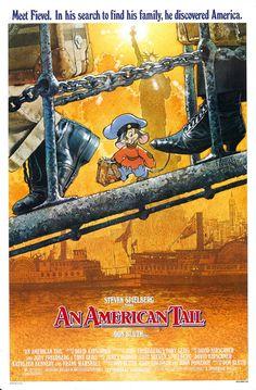 An American Tail [1986] - Comprar en KinoGallery