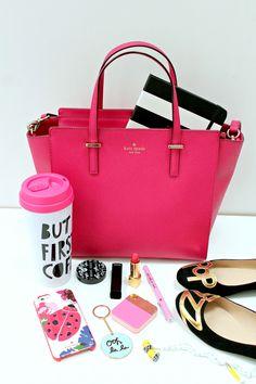 Kate Spade Pink Tote