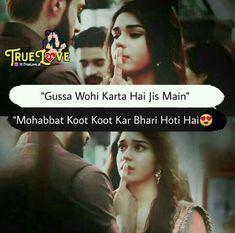 Pinterest Muslim Love Quotes, Punjabi Love Quotes, Love Quotes In Hindi, True Love Quotes, Best Love Quotes, Funny Quotes, Beautiful Love Quotes, Romantic Love Quotes, Romantic Poetry
