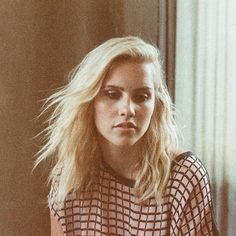 Claire Holt photographed by Jacqueline Di Milia for #Aritzia #TheMagazine