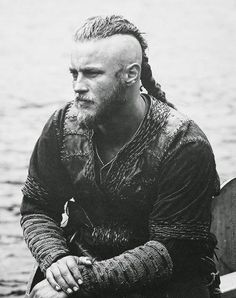 Ragnar Lothbrok from the series #Vikings