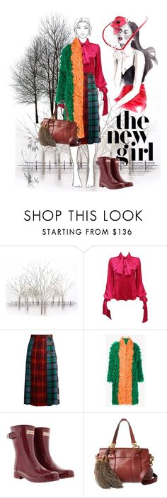 """""""Untitled #111"""" by tran-huong-giang-1 ❤ liked on Polyvore featuring Home Decorators Collection, Alexander McQueen, Gucci and Hunter"""