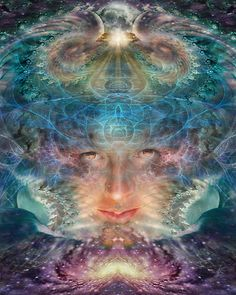 Acacia Moon.  Digital Sacred Art by Forrest Boden. Available at Ecoartopia.org and http://www.redbubble.com/people/ecoartopia/portfolio  Earth Day. Earth. Gaia. Goddess. Meditation.  Sacred. Spiritual. Art.  Goddess.  Mother's Day. Earth Day. Third Eye. 6th Chakra. 7th Chakra. Crown Chakra,  Mandala. Sacred Geometry. Space. Stars. Fractal geometry. Photoshop. Adobe Illustrator. Blue.