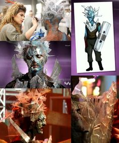 Face Off - Season 08, Episode 14 | The Dream Team | Team Emily's characters for the post-apocalyptic film, Paradise Reckoning #TeamLaura