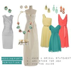 """""""Bridal party perfection"""" by desireedutcher on Polyvore"""