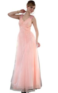"""""""Kingmalls Womens Fashion Australian Evening Gown"""" Gorgeous dress. If only it was instantly in my closet!"""