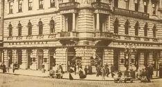 Emke Kávéház 1900