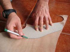 excelente post para aprender hacer suelas de zapatos!! Excelent post with a diy soles!!