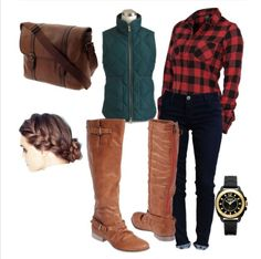 Super Cute Camping Trip Outfit Fashion Contest