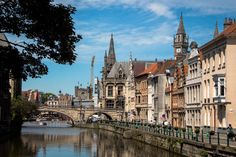 12 Postkort fra Flandern – Belgien #visitgent gent ghent belgium ...