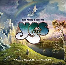 Many Faces Of Yes - A Journey Through The Inner World Of Yes All Things, Cool Things To Buy, Stuff To Buy, Jon Davison, Trevor Horn, Bill Bruford, Chris Squire, Alan White, Steve Howe