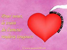 Train de l'amour !!