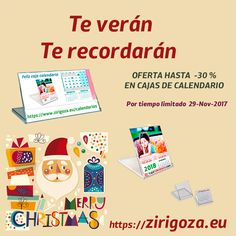 Hoping you'll love this post... Feliz caja calendario 2018 http://zirigoza.blogspot.com/2017/10/ofertas-feliz-caja-calendario-2018.html?utm_campaign=crowdfire&utm_content=crowdfire&utm_medium=social&utm_source=pinterest