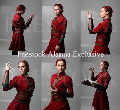 Alanna Exclusive by faestock.deviantart.com on @deviantART