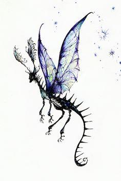 Fairy Dragon by neokale on deviantART