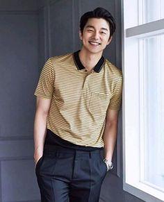 Korean Celebrities, Korean Actors, Goblin Korean Drama, Goblin Gong Yoo, K Drama, Korean Military, Yoo Gong, Kyung Hee, Coffee Prince