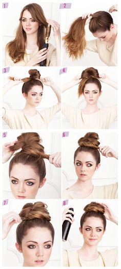 DIY Hair Styles Ideas-1a