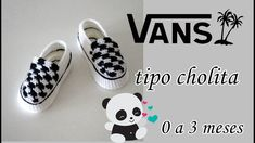 vans tejidos a crochet modelo tipo cholitas Crochet Baby Clothes, Crochet Baby Shoes, Crochet For Boys, Crochet Slippers, Knitting For Kids, Baby Knitting, Cute Baby Shoes, Baby Boy Shoes, Knitted Booties