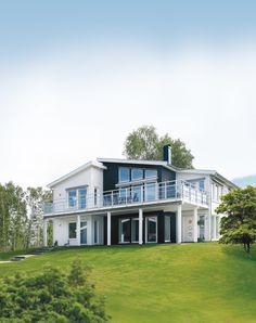 20 Exceptional Scandinavian Exterior Designs Full Of Inspirational Ideas