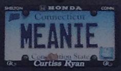 License Plate Connecticut Wave 3 Antique Classic Customizable 6 x 12 Aluminum Vanity License Plate