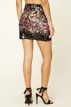 PEDIDOS SOLO POR #ENCARGO  Código: F-74 Sequined Mini Skirt Color: Rose gold/multi  Talla: S-M-L  Precio: ₡24.000  Whatsapp ☎8963-3317, escribir al inbox o maya.boutique@hotmail.com  Envíos a todo el país. #MayaBoutiqueCR ❤