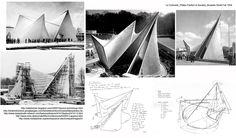 Le Corbusier_Philips Pavilion of Xenakis_Brussels World Fair 1958