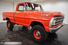 1969 f100 - Coolest truck ever.