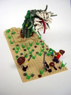Cthulhu LEGO