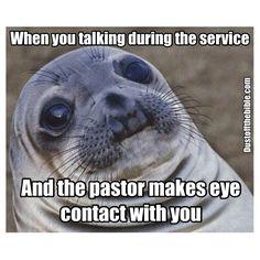 awkward christian meme  #awkward #church #meme