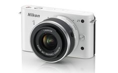 Want this! Nikon 1 J1 10.1MP HD Digital Camera