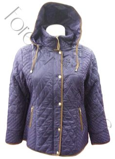 Purple Parka Jacket with Hood Product Code: 705 Pack of 4 Pieces Was £23.50    Now £18.00 per Piece VAT: 0%  FC