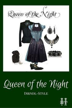 Dirndl-Style Queen of the Night zum Nachshoppen