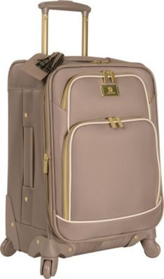 """Anne Klein Madrid 20"""" Expandable Spinner Champagne - via eBags.com!  was$240.00, now  $119.99"""