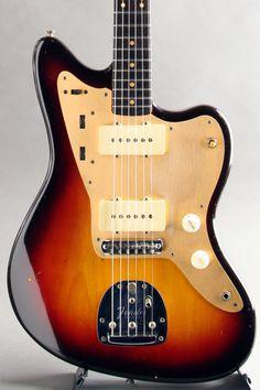 Fender Electric Guitar, Fender Guitars, Guitar Pics, Jaguar, Sick, Music Instruments, Guitars